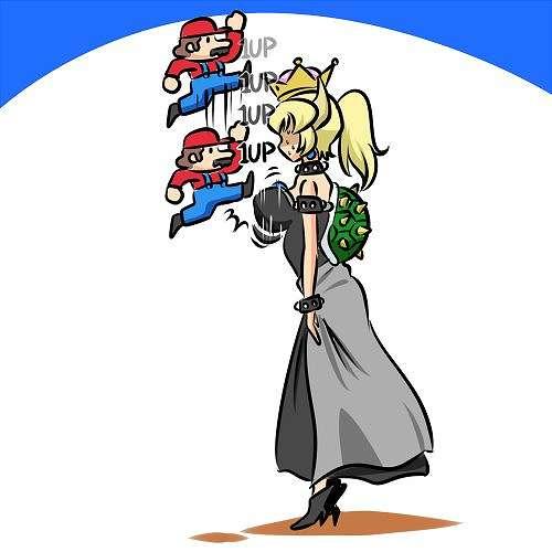 クッパ姫 画像 043