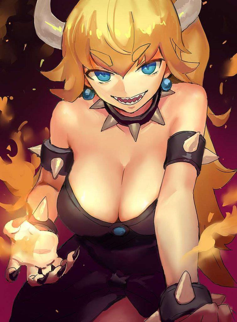 クッパ姫 画像 044