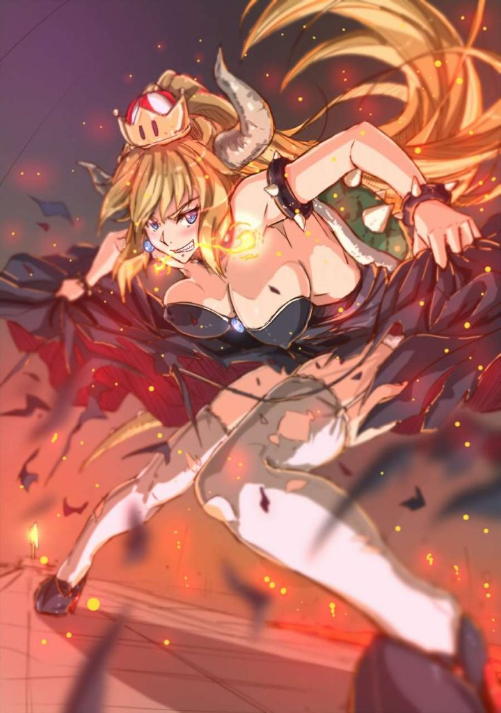 クッパ姫 画像 087