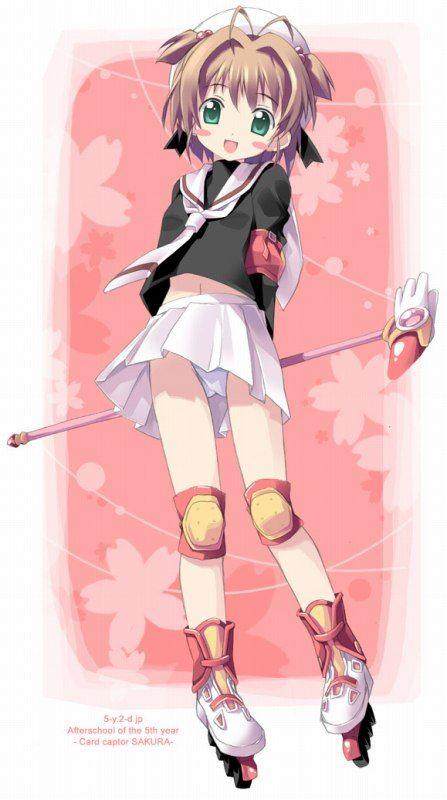 木之本桜カードキャプターさくらエロ画像012