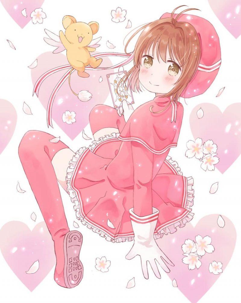 木之本桜 カードキャプターさくらエロ画像074