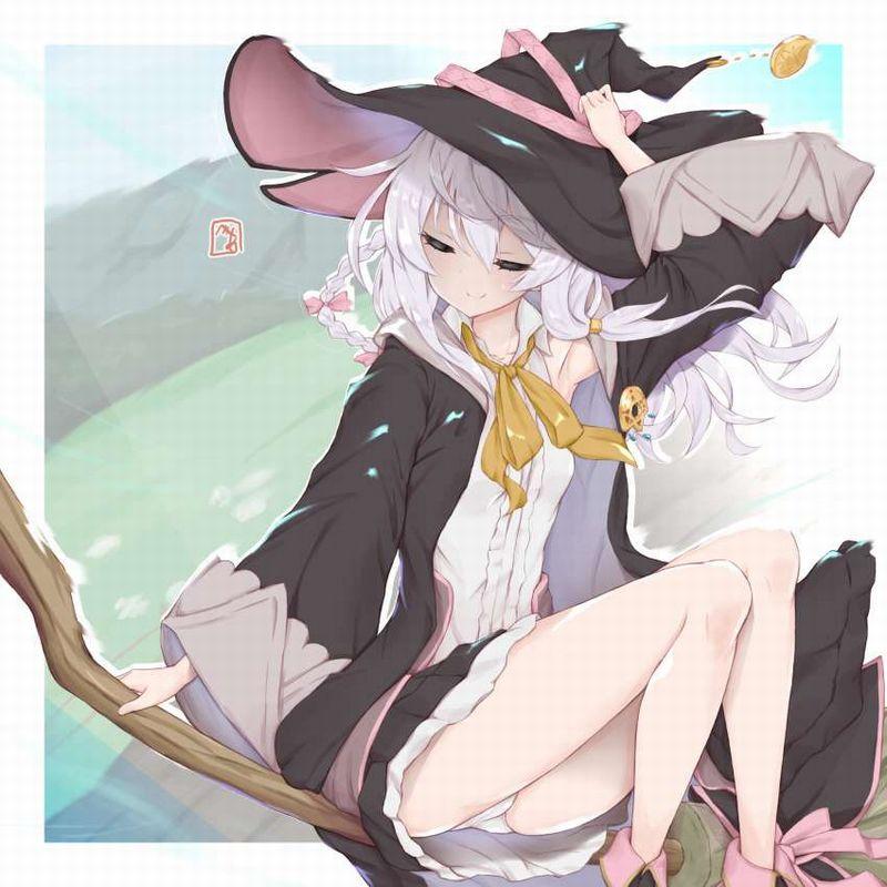 イレイナ魔女の旅々エロ画像002