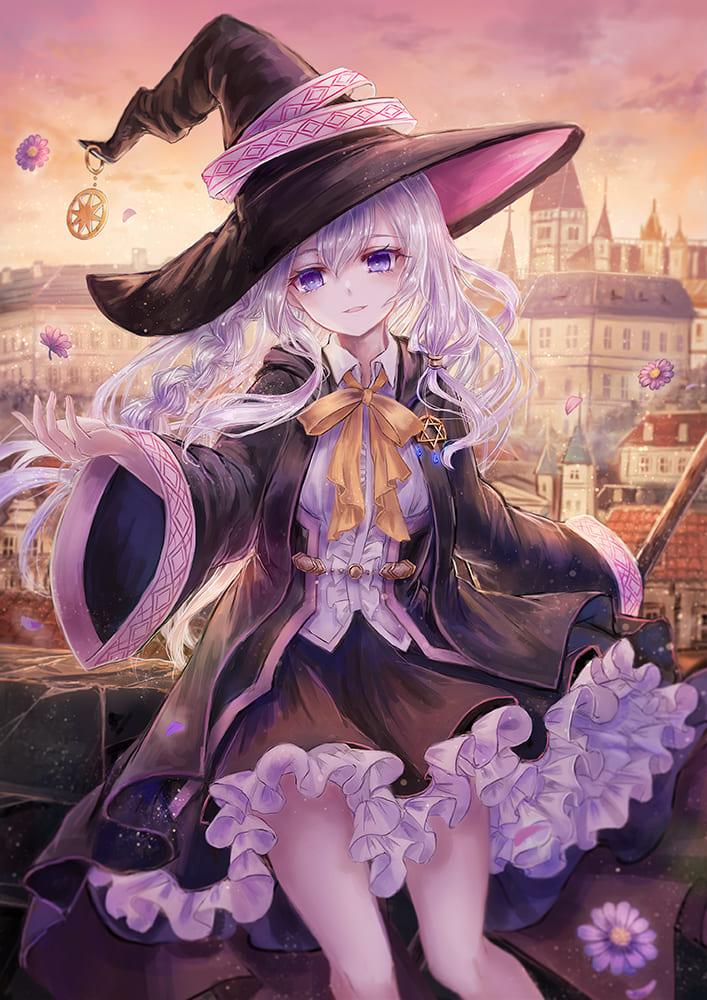 イレイナ魔女の旅々エロ画像074