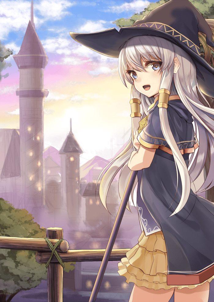 イレイナ 魔女の旅々エロ画像081