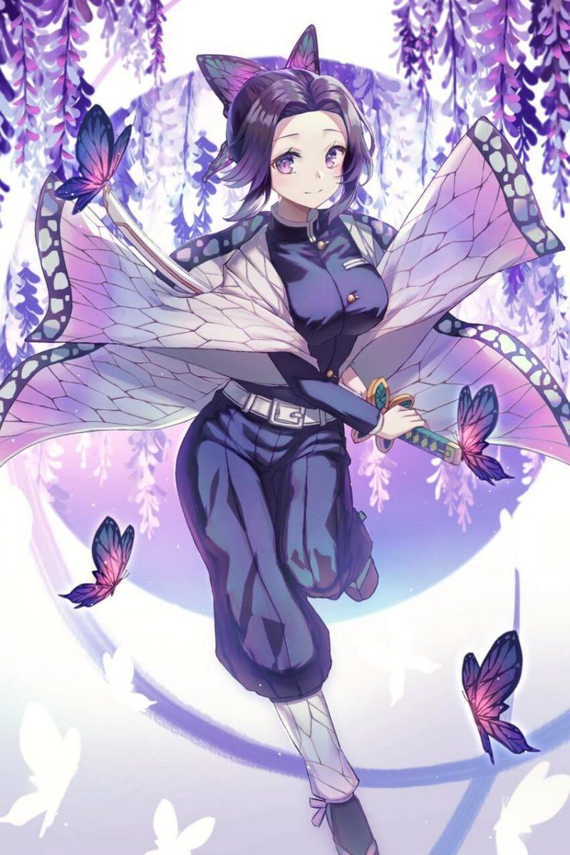 胡蝶しのぶ鬼滅の刃エロ画像020