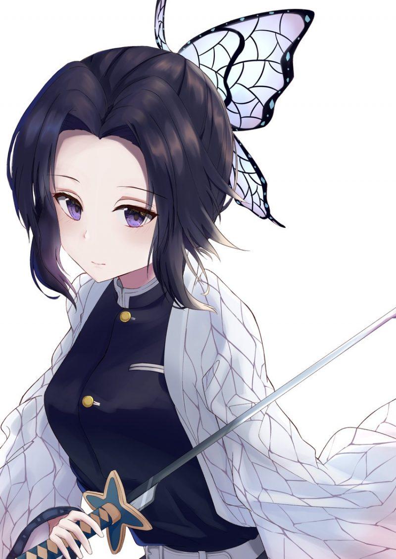 胡蝶しのぶ 鬼滅の刃エロ画像110