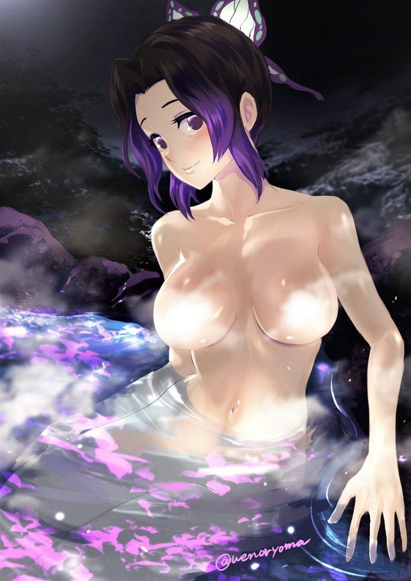 胡蝶しのぶ 鬼滅の刃エロ画像133