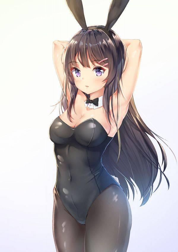 桜島麻衣青春ブタ野郎エロ画像038