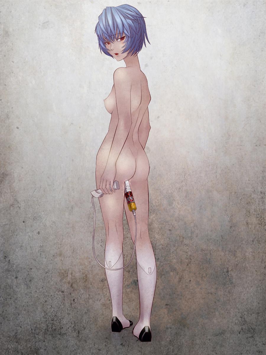 綾波レイ新世紀エヴァンゲリオンエロ画像089