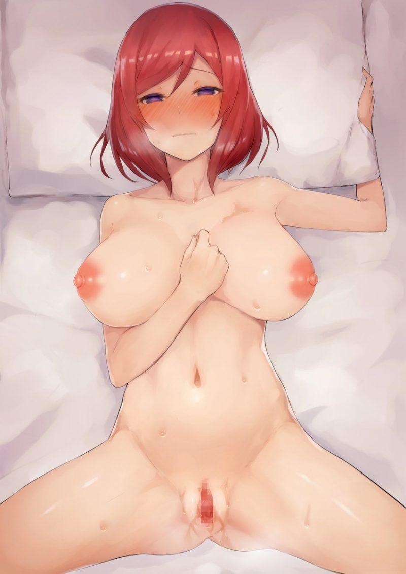 西木野真姫 ラブライブ!エロ画像134