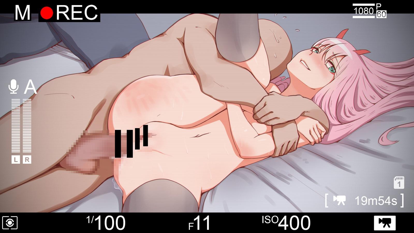 ゼロツー ダーリン・イン・ザ・フランキスエロ画像206