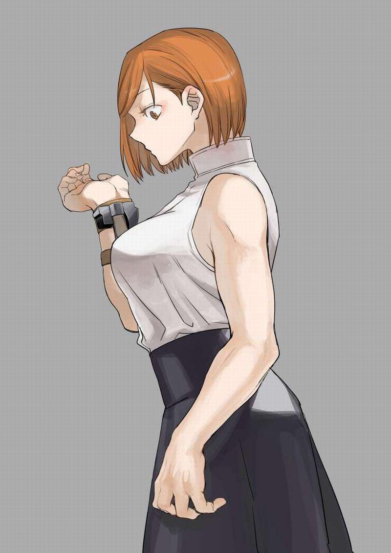 釘崎野薔薇呪術廻戦エロ画像025