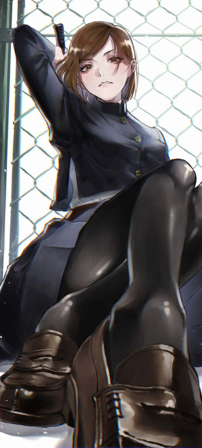 釘崎野薔薇呪術廻戦エロ画像034