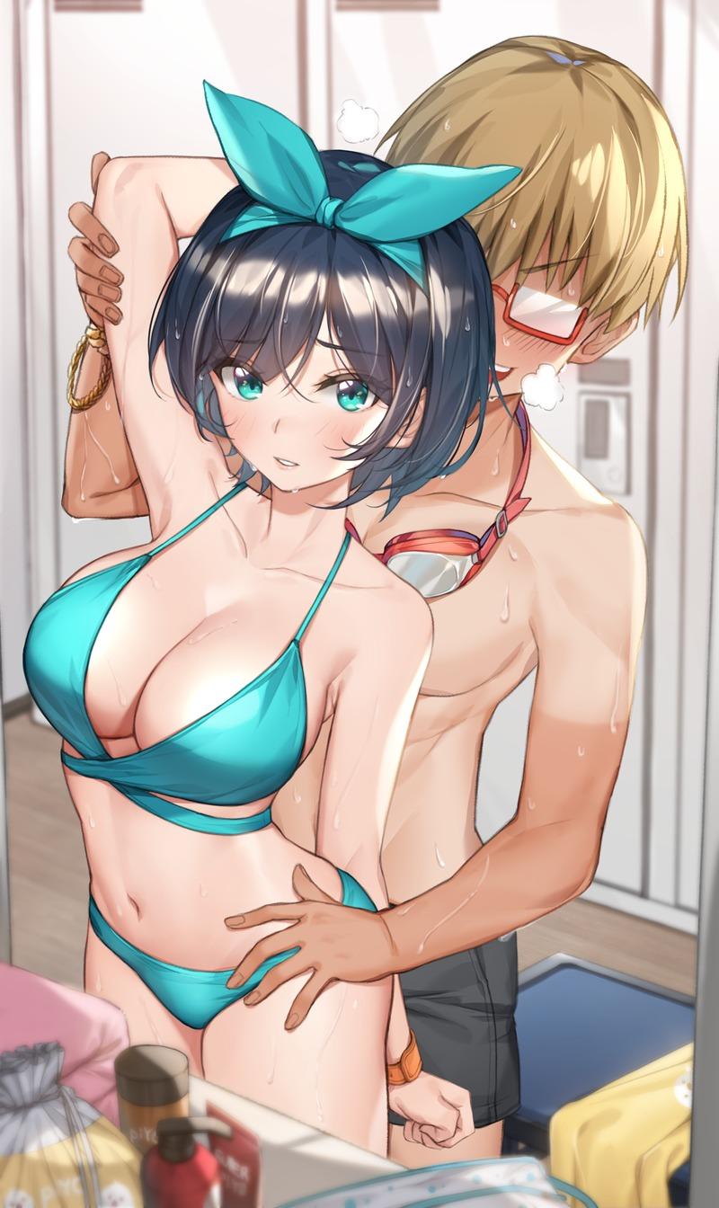 更科瑠夏 彼女、お借りしますエロ画像107